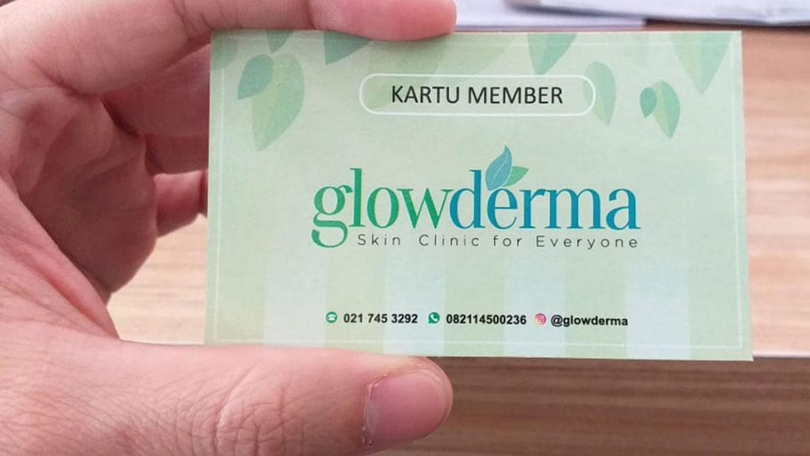 glowderma-kartu-member